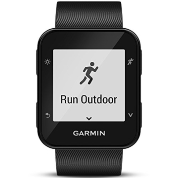 Garmin Forerunner 35 GPS-Laufuhr, Herzfrequenzmessung am Handgelenk, Smart Notifications, Lauffunktionen - 2