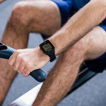 Sigma Sport Pulsuhr iD.LIFE black, Activity Tracker, Handgelenk-Pulsmessung, Schwarz - 6