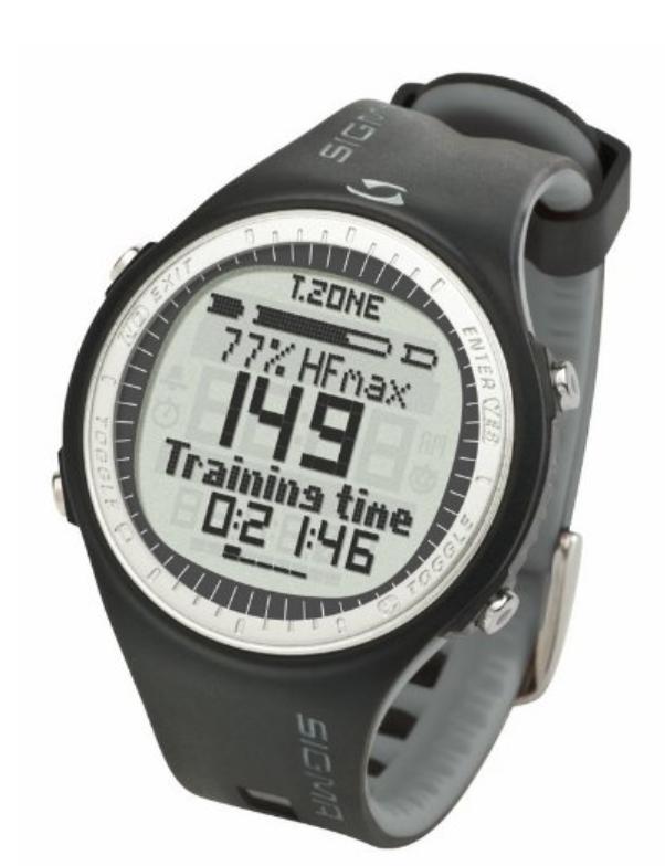 Fitness Tracker Sigma Sport Sigma Pulsuhr Pc 25.10